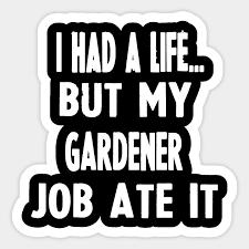 funny gifts for gardeners gardener