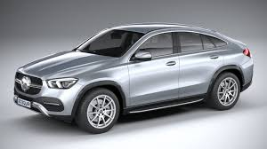 The suv will be showcased at the upcoming frankfurt motor show. Mercedes Benz Gle Coupe 2020 3d Model Cgtrader