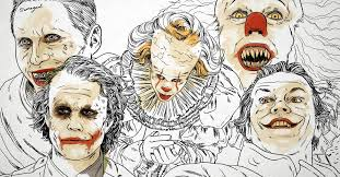 Let's Put a <b>Smile</b> on That Face: The Evolution of <b>Clowns</b> in ...