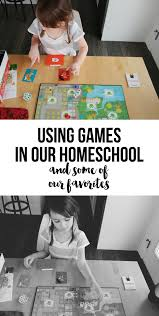 Design Your Own Homeschool Using Games In Our Homeschool An Intentional Life