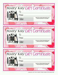 gift certificate for business mary kay christmas gift certificate template appalachianre info