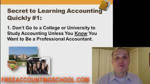accounting basics lesson 1 part 2 three secrets to learning accounting basics lesson 1 part 2 three secrets to learning accounting computers quickly