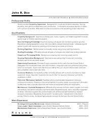 Resume Example Entry Level Entry Level Student Resume Download Entry ...