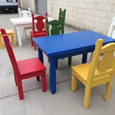 tables chairs verano set
