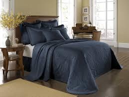 bedding sets king charles matelasse bedspread bedding collection in provincial blue
