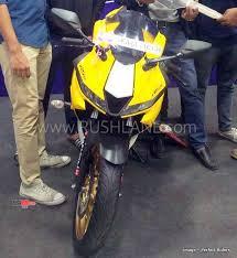 new yamaha r15 v3 yellow colour