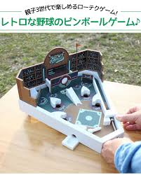 Wooden Baseball Game Toy manhattan store Rakuten Global Market Spice SPICE wooden desk 32