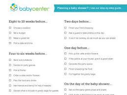 Throwing A Baby Shower Babycenter Australia