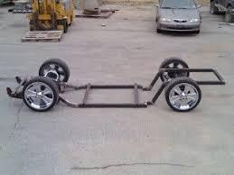 another custom s10 frame bagged frames and links hot rod trucks mini trucks custom cars
