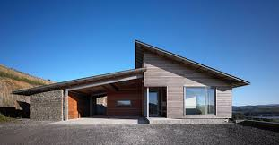 Astonishing  Eco Friendly Residence on the Cliffs of Scotland by    Architecture British Architects Residential House Plans Eco Home Designs Costs Design Energy Saving Awards Construction Sustainable