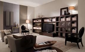 living room storage furniture black color living room furniture