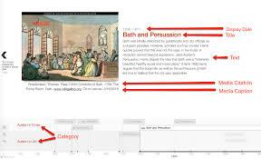 Picture Timeline Timeline Notes Digital Austen