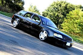 Audi A6 (1997-2004) Air Suspension Air Ride   Air Lift Performance ...