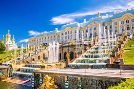 It is situated on the neva river, at the head of the gulf of finland on the baltic sea. Pauschalreise Nach St Petersburg 8 Tage Inkl Flug Hotel Programm