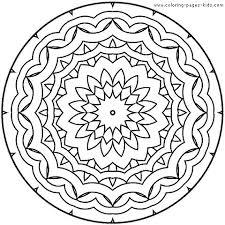 Small Picture 125 best MANDALAS images on Pinterest Coloring books Mandala