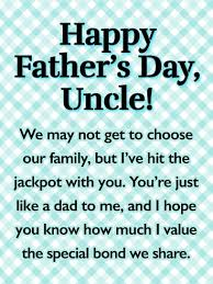 happy father s day wishes for uncle