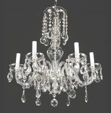 antique crystal chandelier light waterford style vintage rewired throughout czechoslovakian crystal chandelier view 6