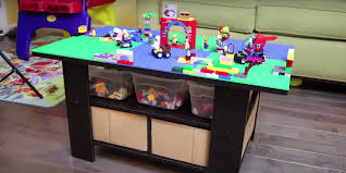 5 ways to build your own diy lego table