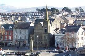 Open Doors Castle Square Presbyterian Church Caernarfon Cadw