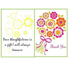 Postcard Formats Free Thank You Postcard Template 30 Free Printable Thank You Card