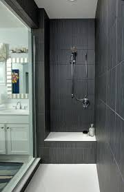 gray shower tile ideas amusing with interior design home builders white and