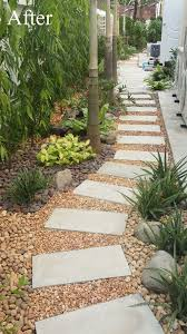 Gravel Garden Design Stunning Convert Your Building Site Into A Low Maintenance Pebble Garden
