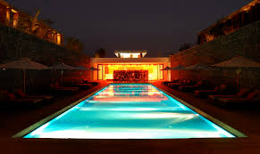 Pool lighting design Rectangular Why Use Lighting Design Pinterest About Apld The Lighting Company