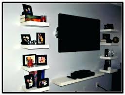 floating shelves entertainment unit for center awesome furniture splendid fabulous
