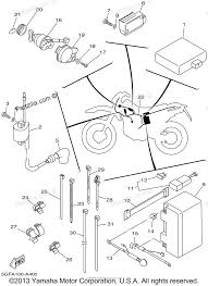 Yamaha motorcycle 2002 oem parts diagram for electrical 1 partzilla