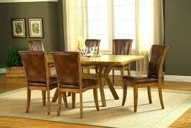 used round dining table black dining chairs used dining set for solid oak round dining