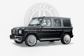 Our comprehensive coverage delivers all you need to know to make an informed car buying decision. Hofele Mercedes Benz G Class Ultimate Hg Is Pure Luxury Hypebeast