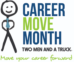 two men and a truck reg introduces th annual career move month is right around the corner and for two men and a truckreg that means career move month our annual event to ramp up hiring efforts ahead of the busy