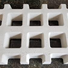 15 x 30 x 08cm o pisograma também é conhecido como concregrama. Pisograma Concreto Max
