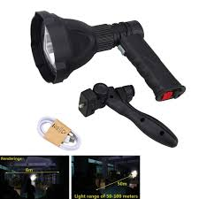 Tactical XM-L T6 <b>LED Flashlight 8000lumens</b> Pistol light Hunt Torch ...