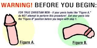 Circumcised penis pics