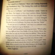 Harry Potter Book Quotes Harry Potter book quote Uniquely Portable Magic Pinterest 2