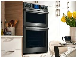30 wall oven electric reviews convection single double