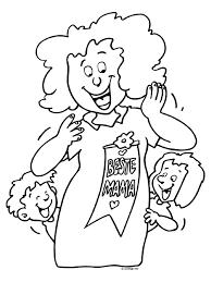 Ketting Hartjes Kleurplaat Muttertag Malvorlagen Kleurplatenlcom