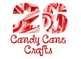 Christmas Decorations With Candy Canes 100 Candy Cane Crafts About Family Crafts 38