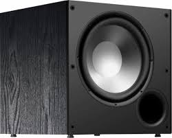 speakers subwoofer. polk audio - psw series 10\ speakers subwoofer \
