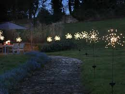 Patio Lights In Ground Best Outdoor Lights From Solar To String And Stake
