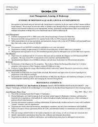 commercial  lt a href  quot http   cv tcdhalls com real estate broker    commercial real estate broker resume sample