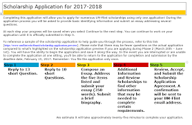 scholarship application preview university of michigan flint if you are a current um flint graduate student or have been admitted by 1 2017 your application will also be included for graduate scholarship