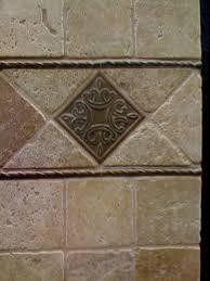 Travertine Tile For Kitchen Tile Backsplash Love Travertine The Dream House Pinterest
