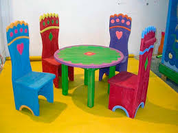 barbara butler extraordinary play structures for kids tables and chairs for kings and queens
