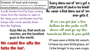 quote of mice and men of mice and men essay on dreams daily quote of mice and men of mice and men miss ryan39s gcse english amp media page