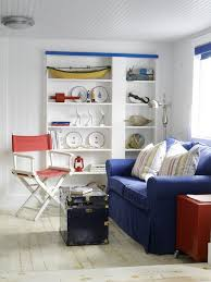 decorating with navy blue town