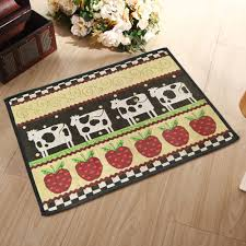 Kitchen Carpet Popular Cow Kitchen Rugs Buy Cheap Cow Kitchen Rugs Lots From