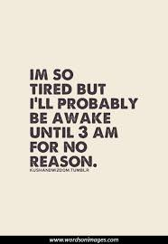 Insomnia Quotes