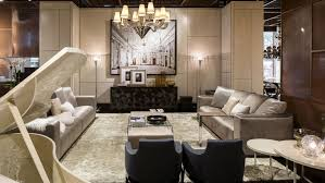 luxury living opens new york showroom luxury living and fendi casa open in new york
